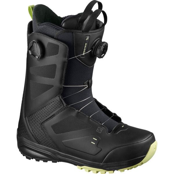 Salomon Dialogue Focus Boa Snowboard Boots Mens