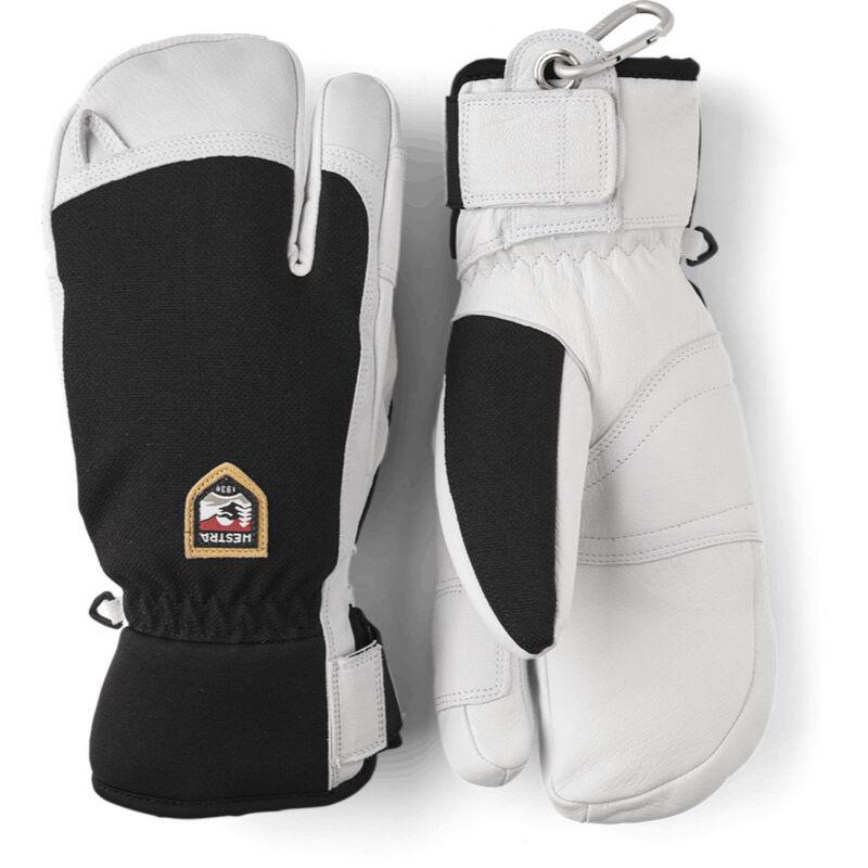 Hestra Army Leather Patrol 3-Finger Glove Mens image number 0