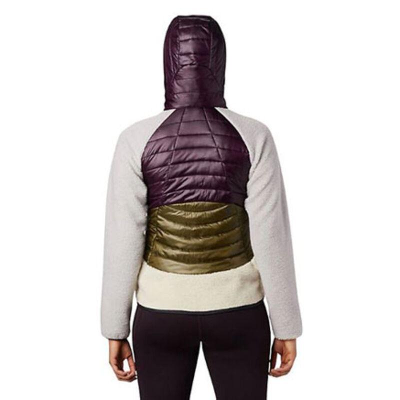 Mountain Hardwear Altius Hybrid Hoody Womens image number 1
