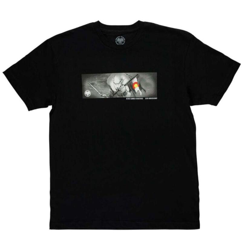 Never Summer Polar Bear Short Sleeve T-Shirt Mens image number 0
