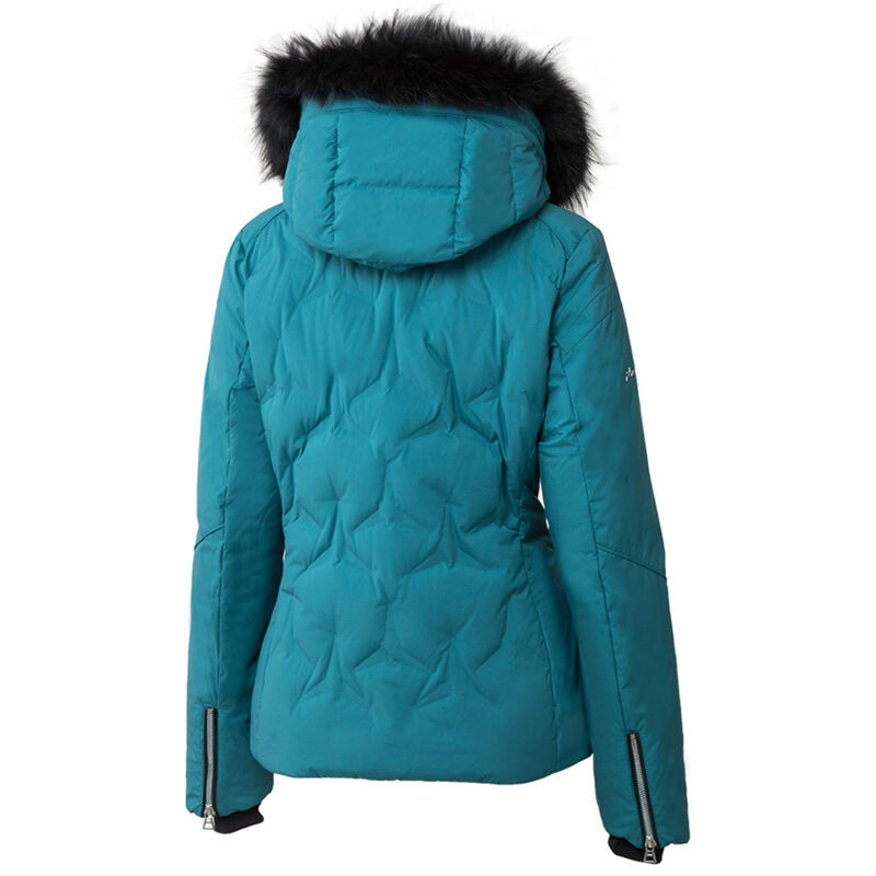 Phenix Rose Hybrid Down Jacket - Womens - 17/18 image number 1