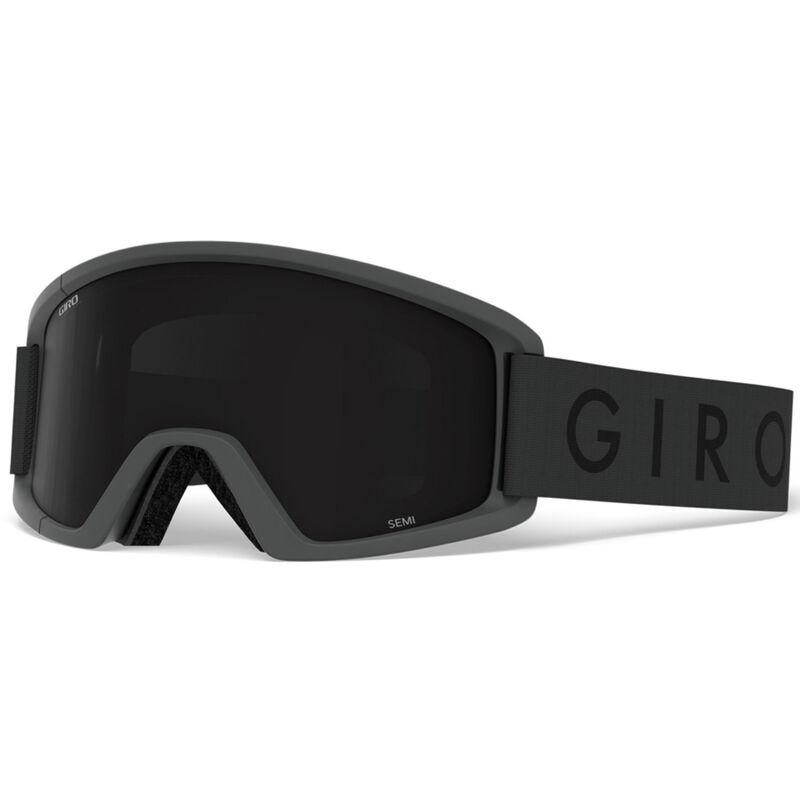 Giro Semi Grey Core Goggles image number 0