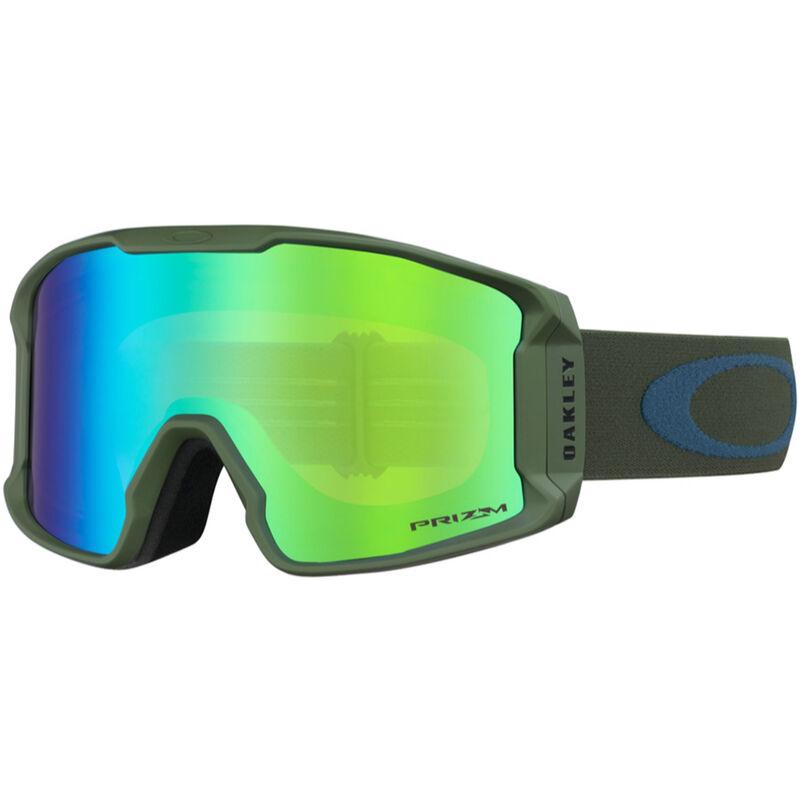 Oakley Line Miner XM Dark Brush w/ Prizm Jade Goggles image number 0