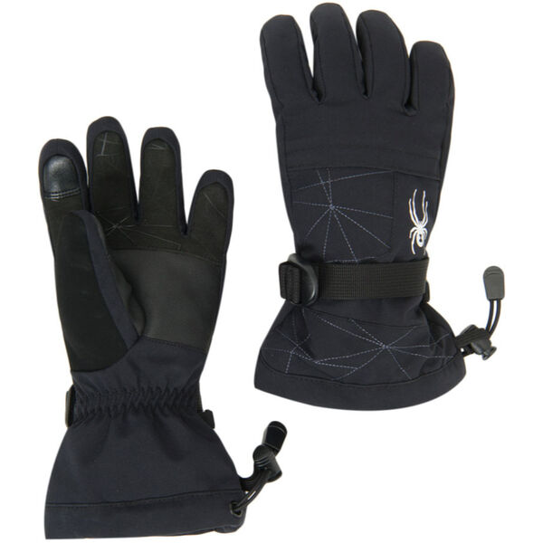 Spyder Overweb Ski Gloves Junior Boys