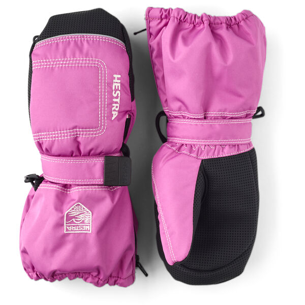 Hestra Baby Zip Long Mittens Toddlers