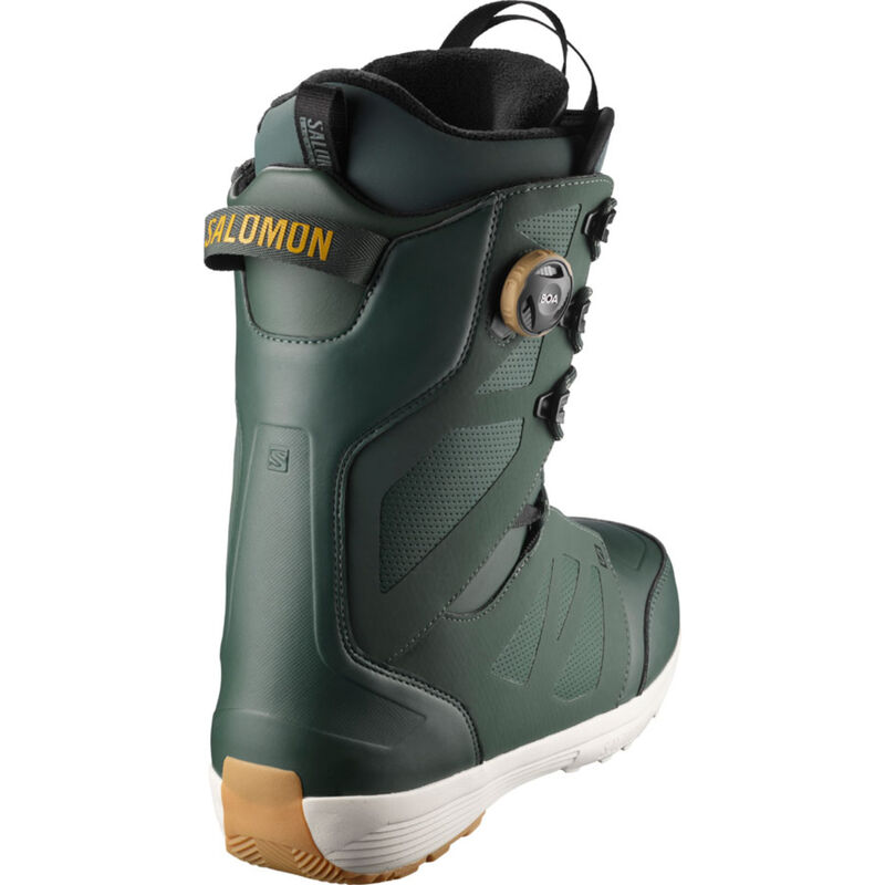 Salomon Launch Lace Boa STR8JKT Snowboard Boots Mens image number 1