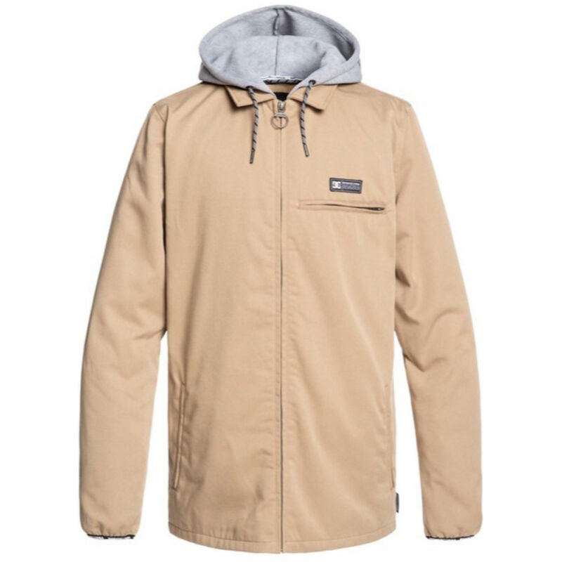 DC Yardbird Hooded Jacket - Mens 19/20 image number 0