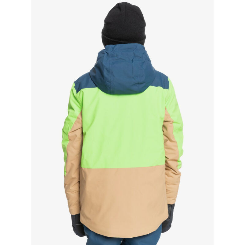 Quicksilver Ambition Snow Jacket Boys image number 1