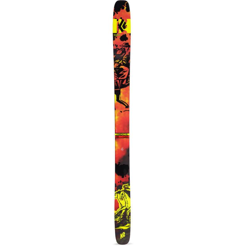 K2 Reckoner 112 Skis Mens image number 0