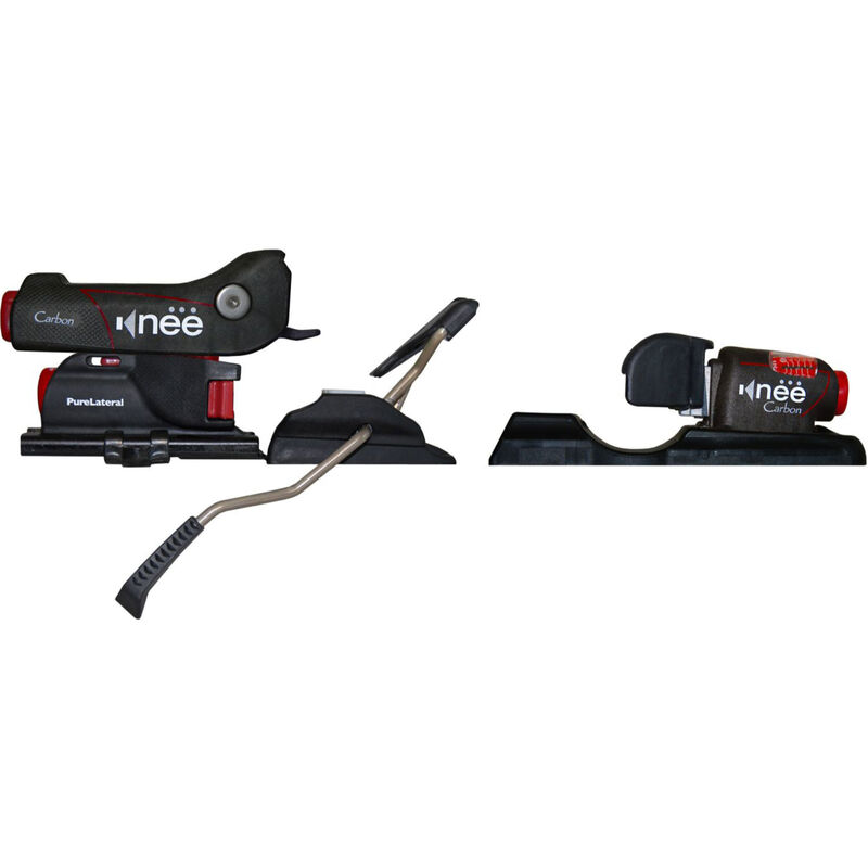 Knee Binding Carbon + 90mm Brake image number 0