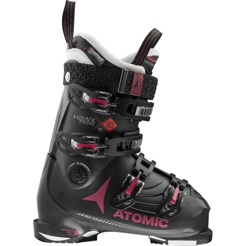 Atomic Hawx Prime 90 Ski Boots Womens image number 0