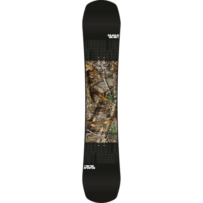 K2 Afterblack Snowboard - Mens 20/21 image number 0