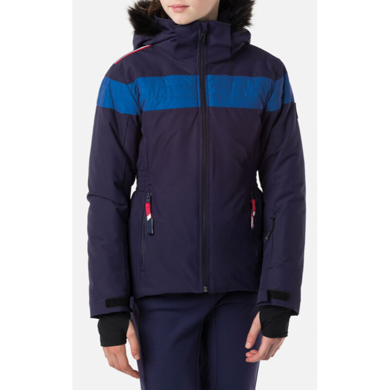 Rossignol Padded Ski Jacket Girls image number 0