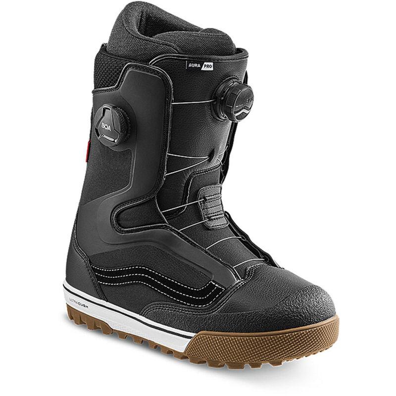 Vans Aura Pro Snowboard Boots Mens image number 0