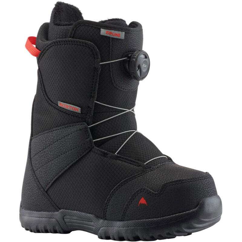 Burton Zipline Boa Snowboard Boots - Kids image number 0