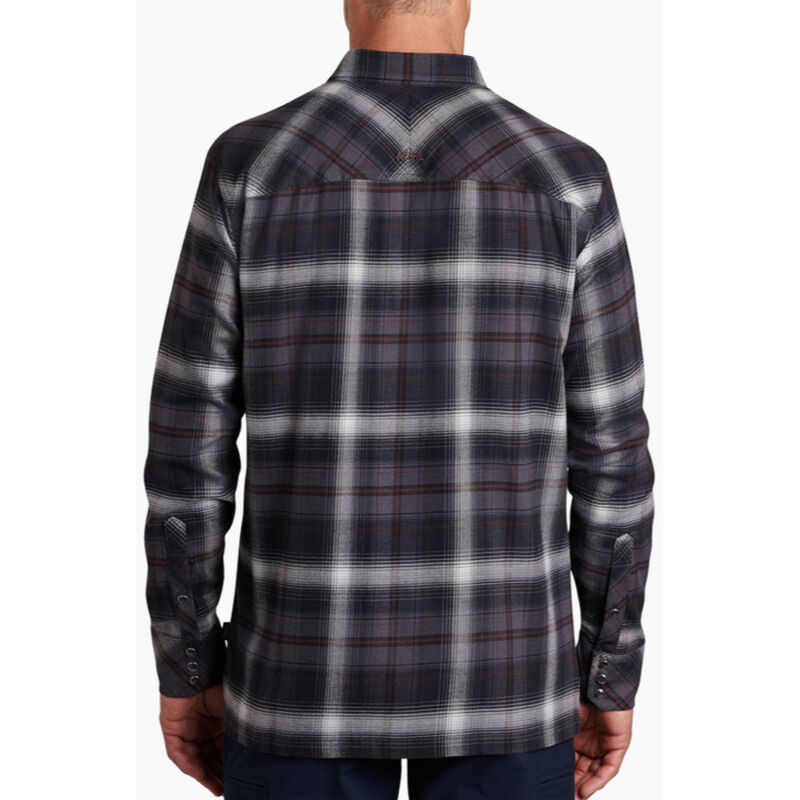 Kuhl Lowdown Flannel Mens image number 1