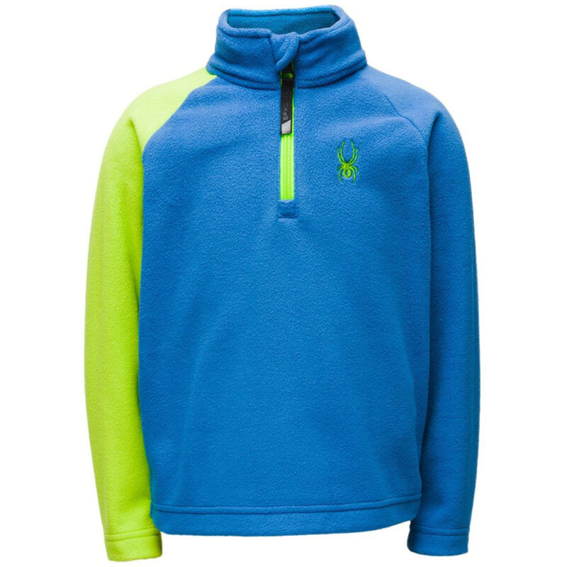 Spyder Speed Fleece T-Neck - Toddler Boys 20/21 image number 0