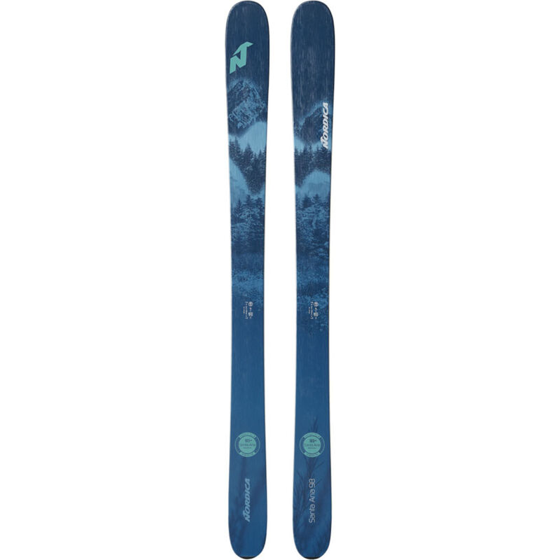 Nordica Santa Ana 98 Skis - Womens 20/21 image number 0
