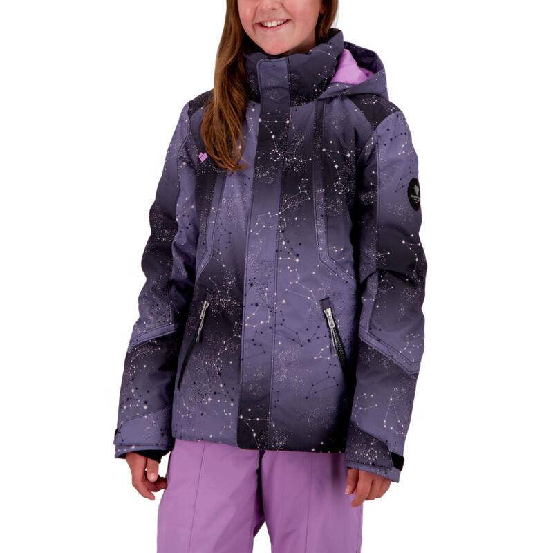 Obermeyer Taja Print Jacket Girls image number 0