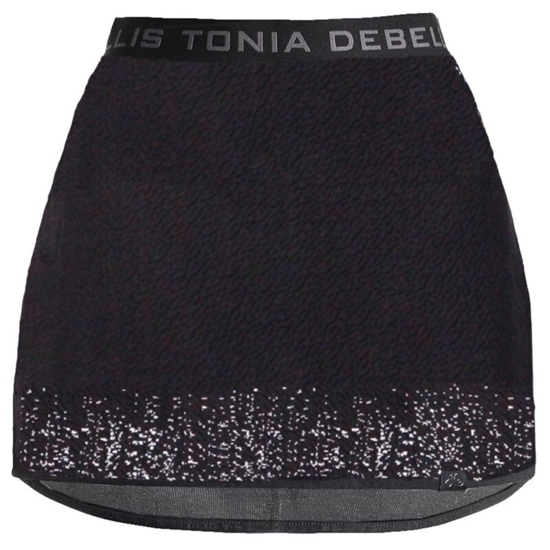 Tonia Debellis Ski Tweed Skirt image number 0