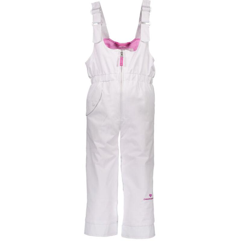 Obermeyer Snoverall Bib Pants Toddler Girls image number 0