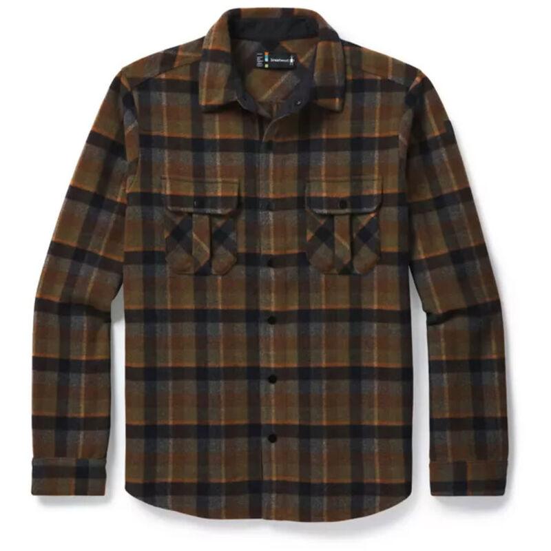 Smartwool Anchor Line Shirt Jacket Mens image number 0