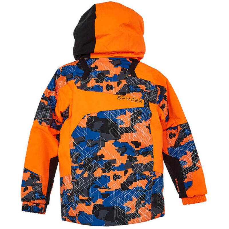 Spyder Leader Jacket Toddler Boys image number 1