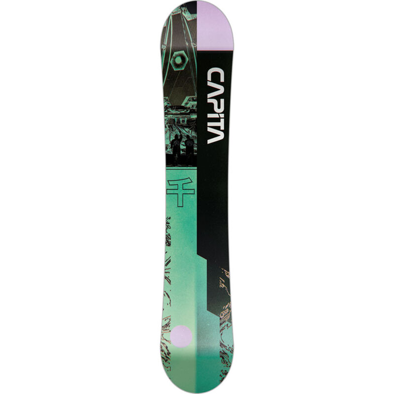 CAPiTA Outerspace Living Snowboard Mens image number 1