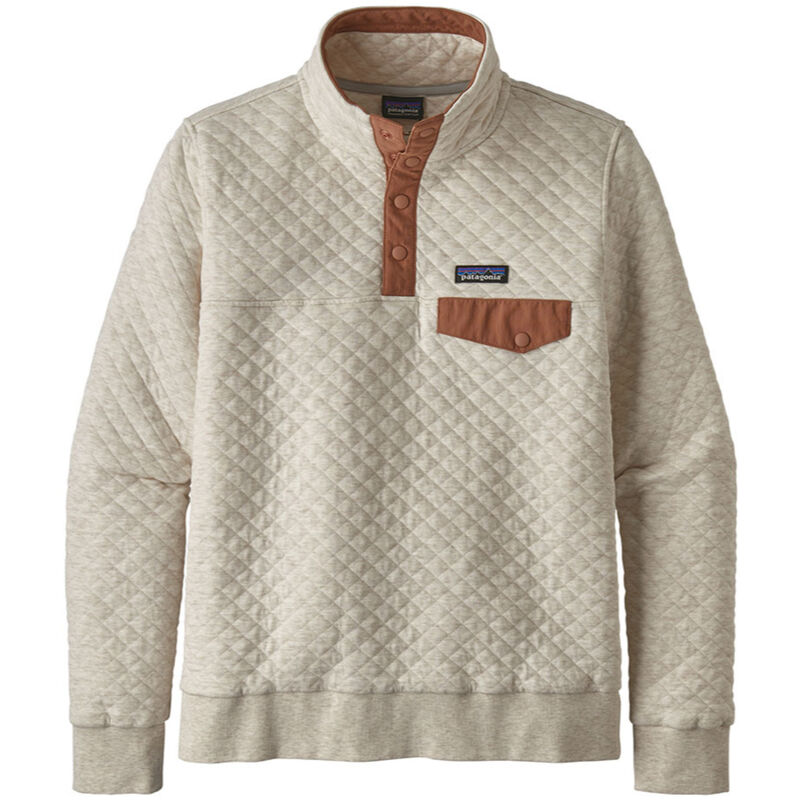 Patagonia Cotton Quilt Snap-T Pullover - Womens image number 0