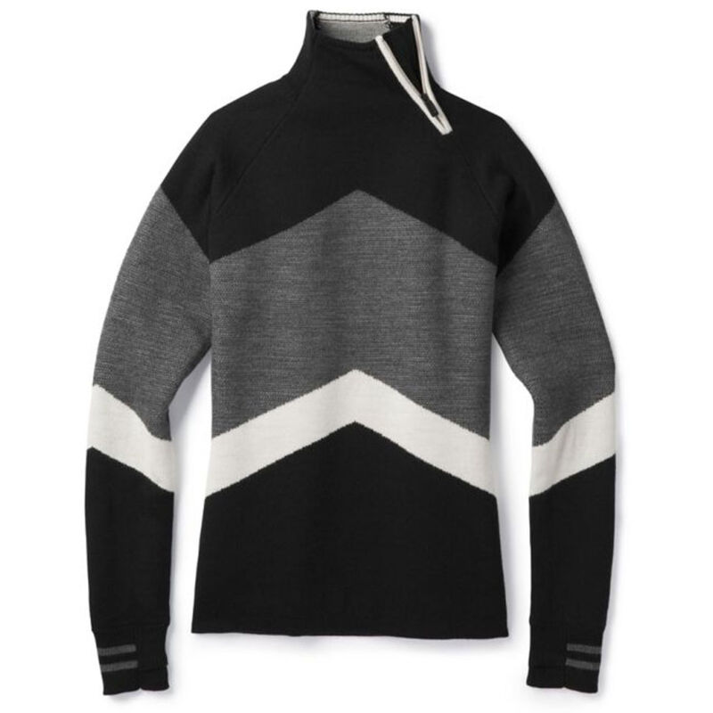 Smartwool Dacono Ski Funnel Neck Sweater Womens image number 0