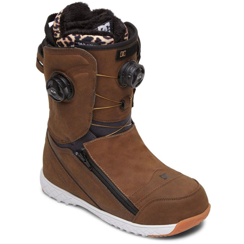 DC Mora Boa Boots Womens image number 3