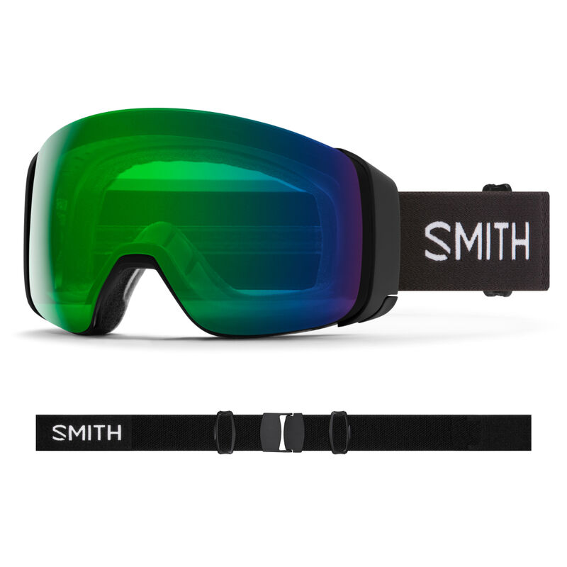 Smith 4D Mag Goggles + Everyday Green Lens image number 0