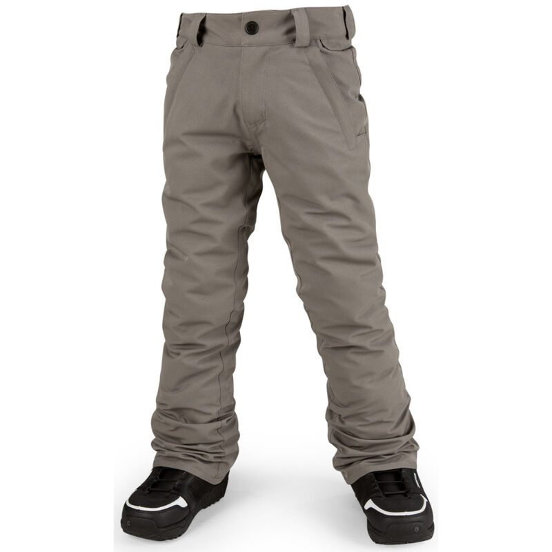 Volcom Freakin Snow Chino - Boys - 17/18 image number 0