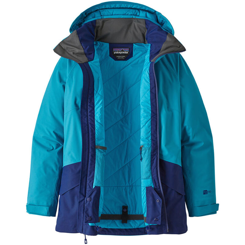 Patagonia Insulated Snowbelle Jacket Womens image number 1