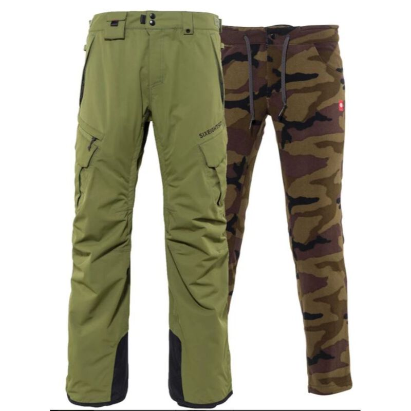 686 SMARTY 3-in-1 Cargo Pant Mens image number 0