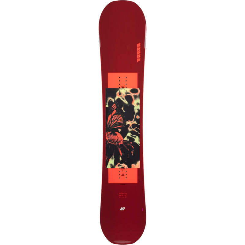 K2 Dreamsicle Snowboard Womens image number 0