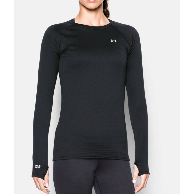 Under Armour 2.0 Base Crew - Womens image number 0