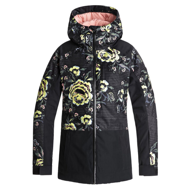 Roxy Torah Bright Snowflake Jacket - Womens - 18/19 image number 0