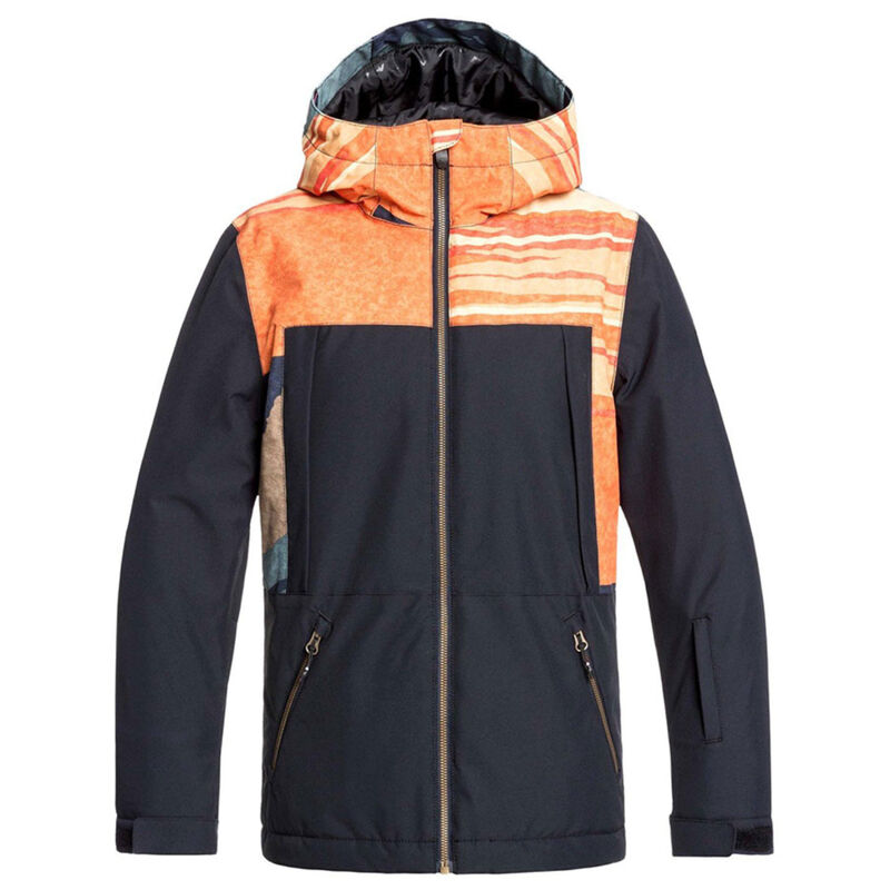 Quiksilver T. Rice Ambition Jacket Boys image number 0