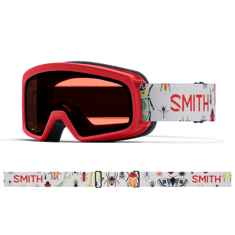 Smith Rascal RC36 Lava Goggles Juniors image number 0