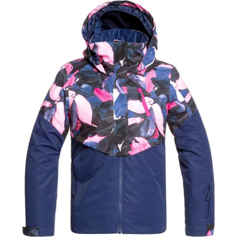 Roxy Frozen Flow Jacket Girls image number 0