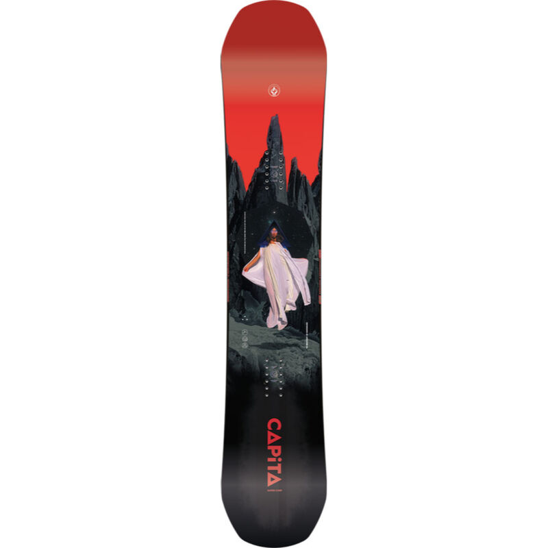 CAPiTA Defenders Of Awesome Snowboard - Mens 20/21 image number 6