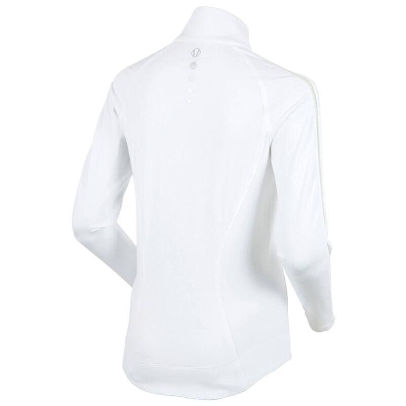 Sunice Anna Lightweight Stretch Half-Zip Pullover Womens image number 1