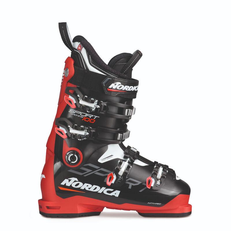 Nordica Sportmachine 100 Ski Boots Mens image number 0