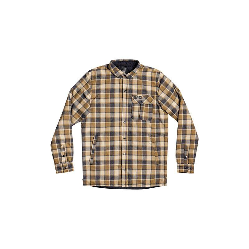 Quicksilver Wildcard Flannel Mens image number 0