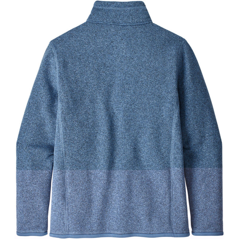 Patagonia Better Sweater 1/4 Zip Boys image number 1