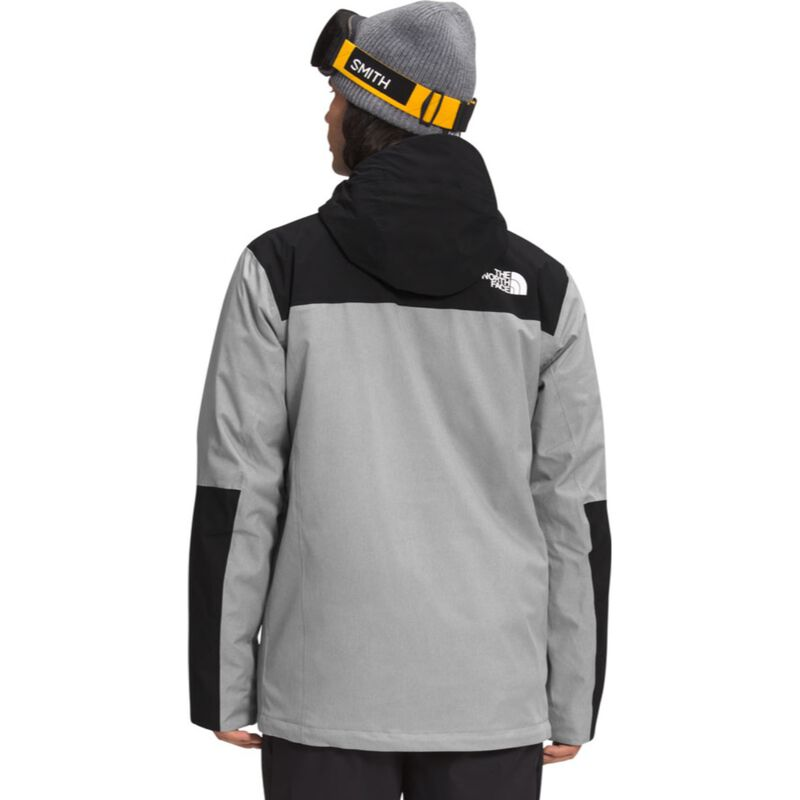 The North Face Thermoball Eco Snow Triclimate Jacket Mens image number 1