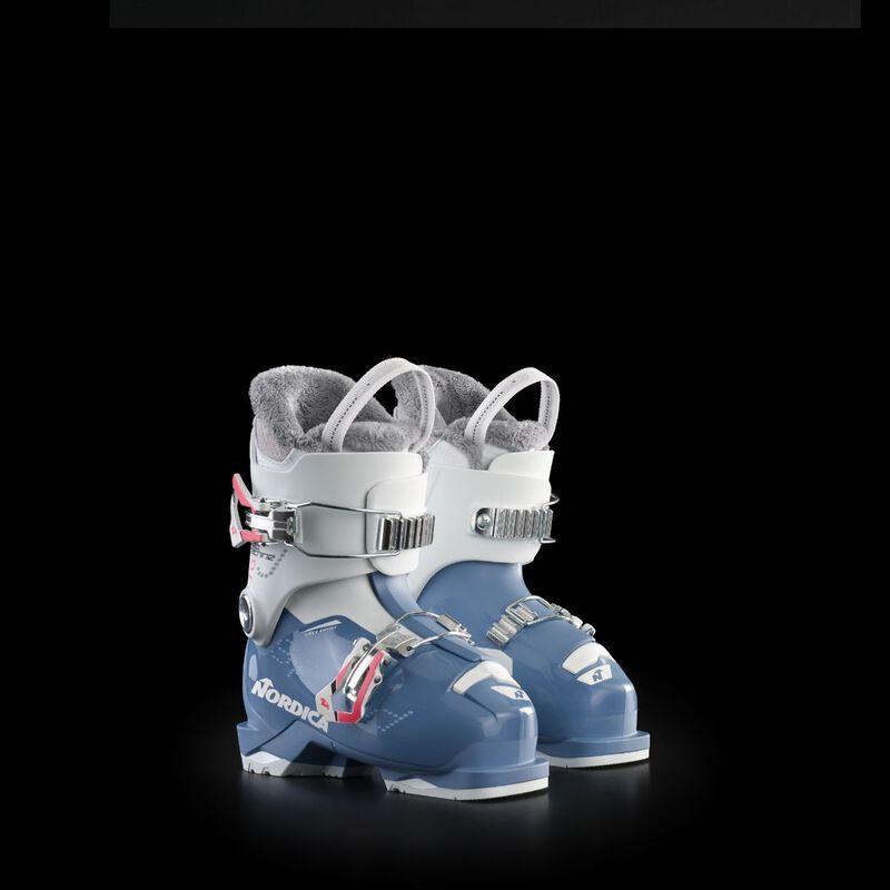 Nordica Speedmachine J 2 Ski Boots Girls image number 2