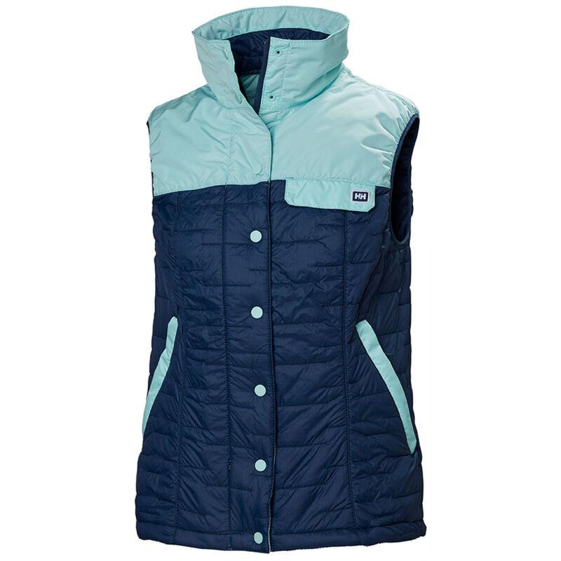 Helly Hansen Movatn Wool Insulator Vest Womens image number 0