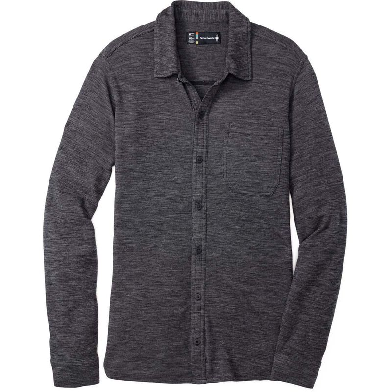 Smartwool Merino 250 Button Down Long Sleeve - Mens image number 0